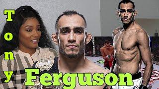 New MMA Sports Fan Reacts to Tony Ferguson Fight Highlights