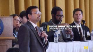2016 MIDAS Symposium | Panel Discussion: Data Science in the Social Sciences