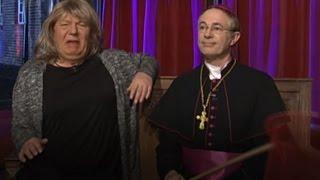 Alice Schwarzer im Dialog mit Ex-Bischof Tebartz-van Elst (Mitternachtsspitzen)