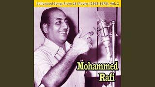 """Babul Ki Duayen Leti Ja (From """"Neel Kamal"""") (1968)"""