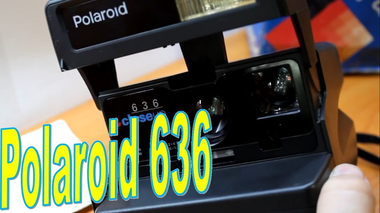 Polaroid Easy 636 Close Up Review [Deutsch/German] - YouTube