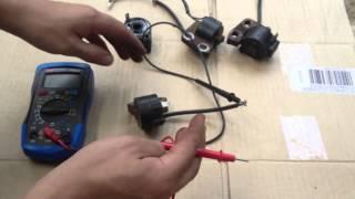 PushMowerRepair.com - Testing a Victa Ignition Coil