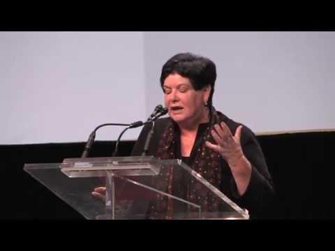 Sharan Burrow, ITUC, supporting Quality Public Education (EI Congress)
