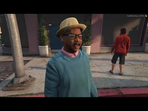 ken tucky ate a bug Grand Theft Auto V