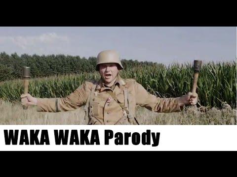 Shakira - WAKA WAKA Parody