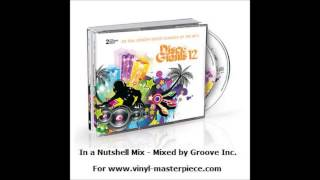 Disco Giants Vol.12 - In a Nutshell Mix - Mixed by Groove Inc. for Vinyl Masterpiece