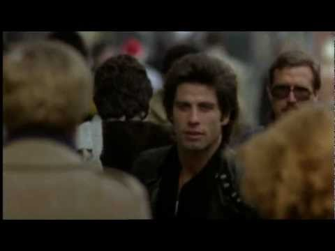 STAYING ALIVE - Scena con Sylvester Stallone