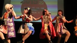 Cheeky Parade @ Japan Expo 2015 in Los Angeles, CA (October 17, 201...