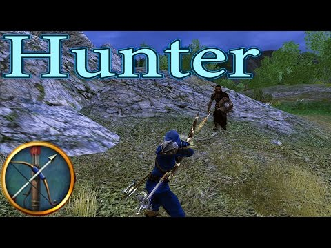 LOTRO: Hunter Gameplay 2016 – Lord of the Rings Online | 2016 Gameplay