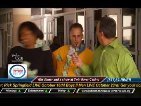 twin river casino music