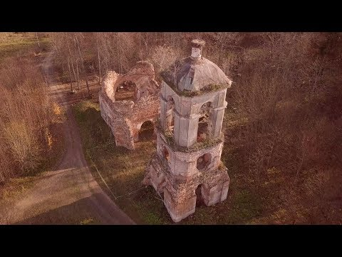 Храм Димитрия Солунского в Ивакино.
