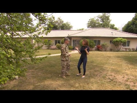 Norah O'Donnell revisits her childhood home in South Korea