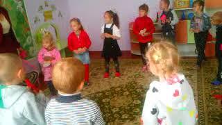 Заняття по соціалізації дошкільнят(старша група)