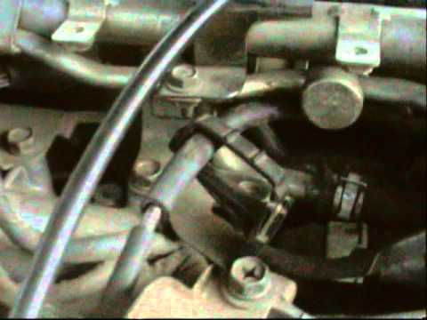 1997 Infiniti J30 Knock Sensor Relocation 0001 Youtube