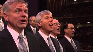 2015 Semi-Annual General Conference - Mormon Tabernacle Choir - Spirit of God