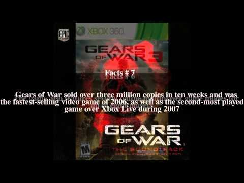 Gears of War (video game) Top # 13 Facts