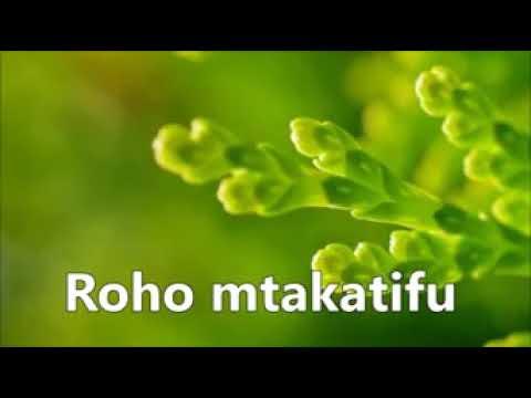 Download Roho Mtakatifu _Nyimbo za Kristo