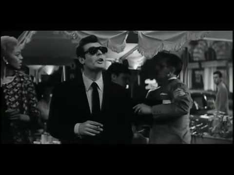Marcello meets Nico (Federico Fellini - La Dolce Vita )