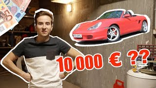 Which car with 10000€?