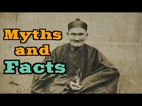 The Truth About Li, Ching Yuen the 256 Year Old Herbalist #554