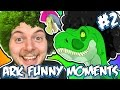THE TROLLING EPISODE!! - ARK FUNNY MOMENTS! #2