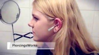 Helix Piercing - Piercings Works Amsterdam