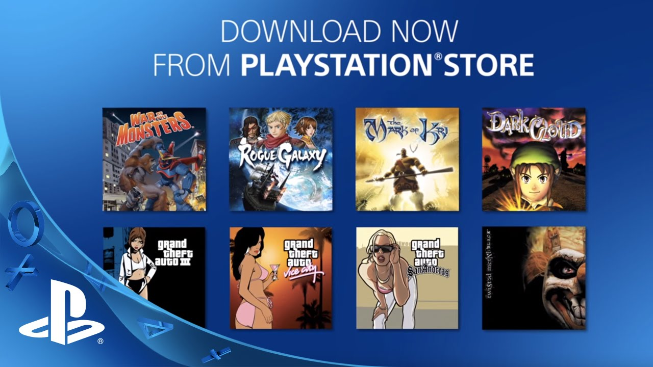 Playstation Experience 2015 Ps2 Games On Ps4 Announce