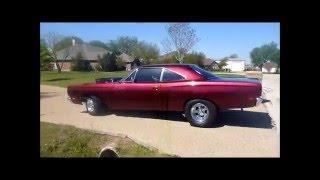 1969 Roadrunner Show Car