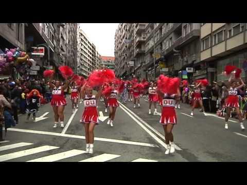 Desfile Entroido de Ourense