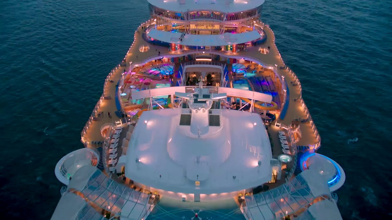 New York May 2020 The Newly Amplified Oasis of the Seas | Miami Fall 2019 | New York