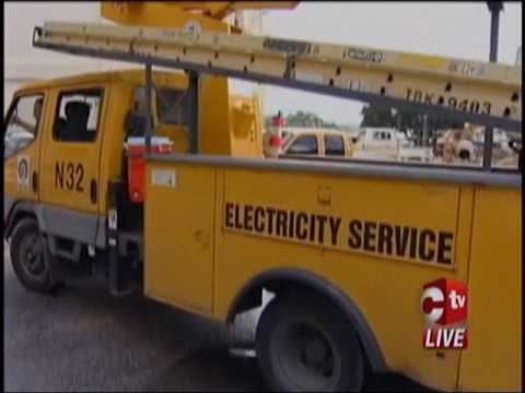 TTEC  100 Areas Still Without Electricity