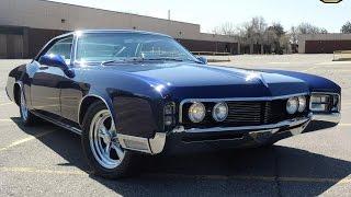 1967 Buick Riviera Stock # 655-DET