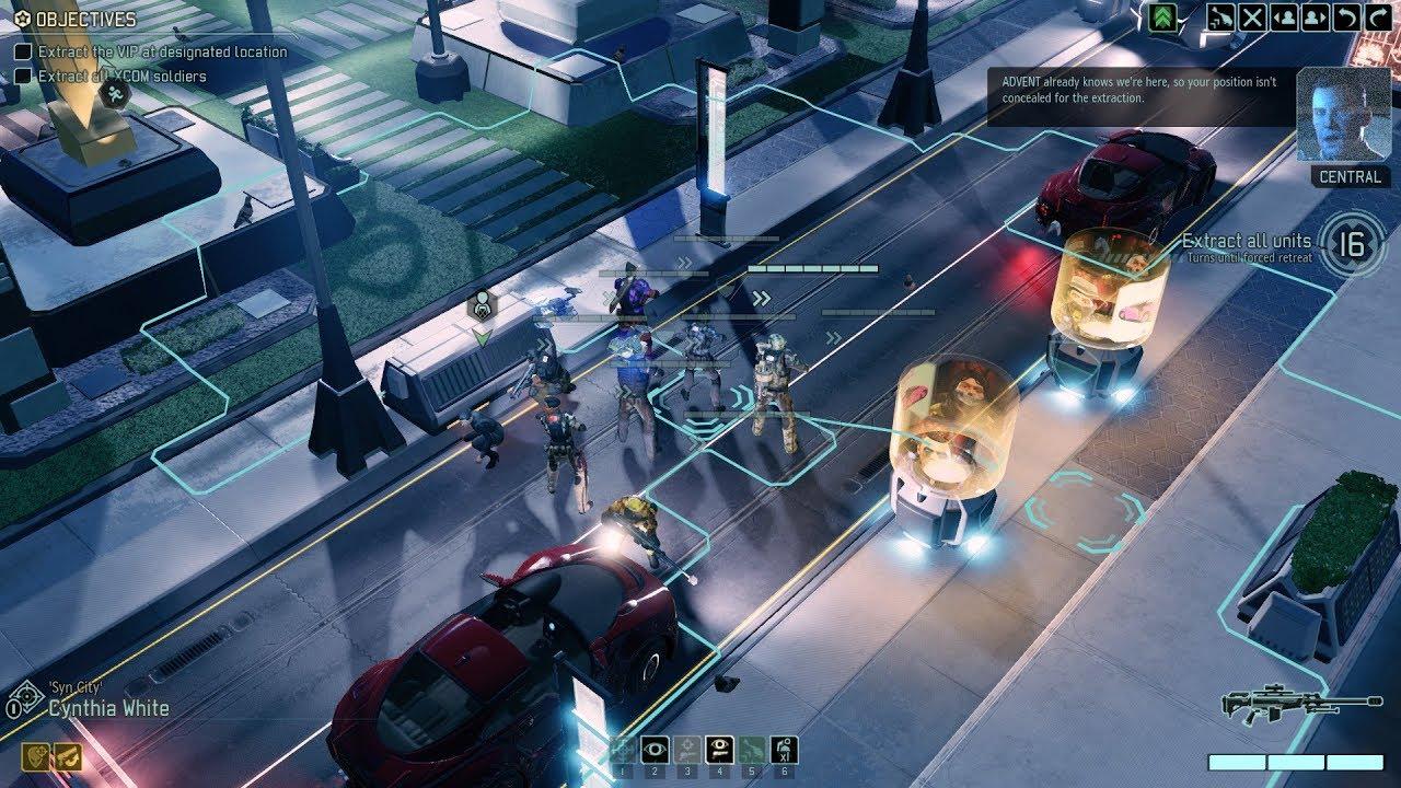 XCOM 2 \ Xbox One X Gameplay (Unpatched) - YouTube