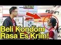 Prank Indomaret Alfamart Beli Kondom Rasa Ice Cream