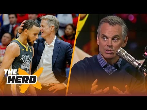 4 ingredients for a NBA title according to Colin Cowherd  NBA  THE HERD