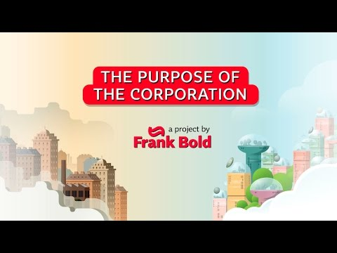 What is the Purpose of the Corporation?