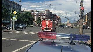 Как Пропускают Пожарных, Скорую И Другие Спецслужбы В Питере. Операция Приоритет | Мужской Разговор