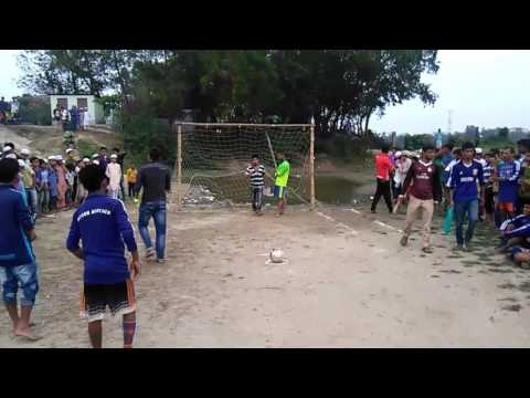 Heart Taking Penalty Shoot out in Football Match The most exciting one I have ever seenNarayanganj
