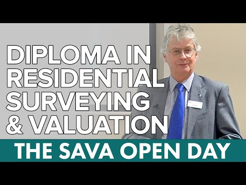 The Diploma in Residential Surveying and Valuation (AssocRICS)