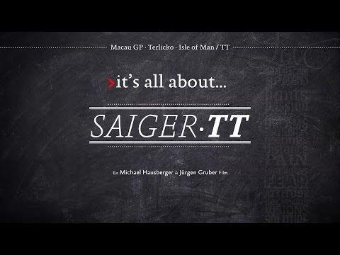 "DVD Trailer ""Saiger TT"" - Horst Saigers Weg zum Isle of Man Tourist Trophy"