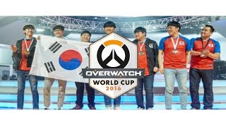 Best Overwatch World Cup Moments #3
