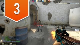 CS:GO - Road to Global Elite - Live Competitive Gameplay #3 - SAY NO TO AUTOS!