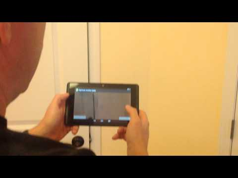 Google Tango Augmented Reality Demo 2 (connectSurface)