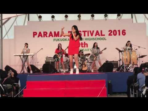 PARAMA FESTIVAL 2016 KANIKAPILA カニカピラ 『トラブルメイカー』 2016/10/22