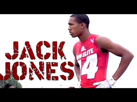 Jack Jones '16  (Long Beach Poly (CA) B2G Elite Camp Spotlight 2015