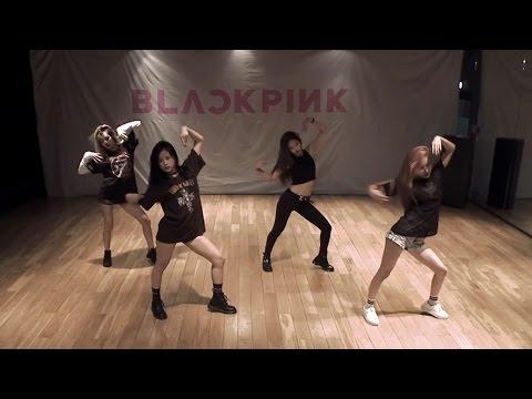 BLACKPINK(블랙핑크) '붐바야(BOOMBAYAH)' DANCE PRACTICE VIDEO (JISOO, JENNIE, ROSÉ,LISA) [통통영상]