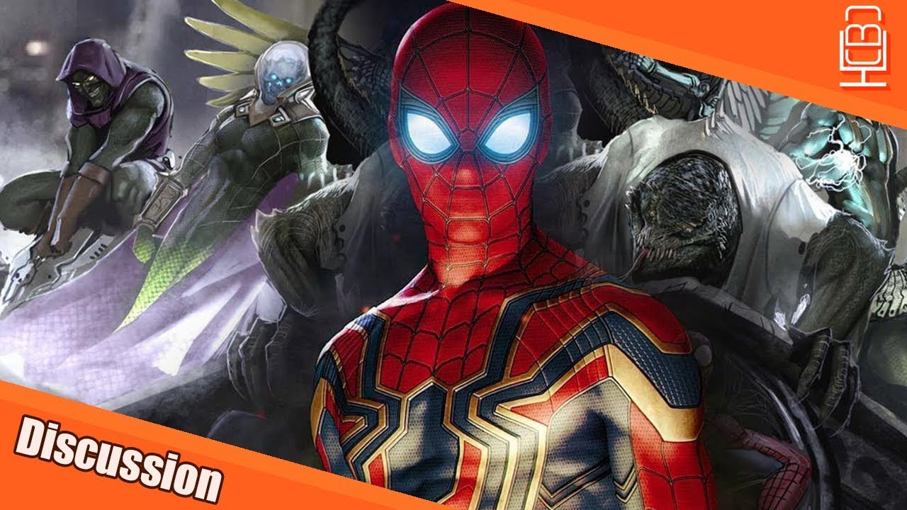 spider-man far from home introducing the sinister six - youtube