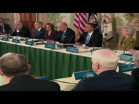 Obama: Health reform 'urgent'