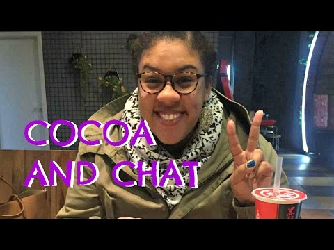 COCOA AND CHAT | Living in China: MINI_VLOG 40