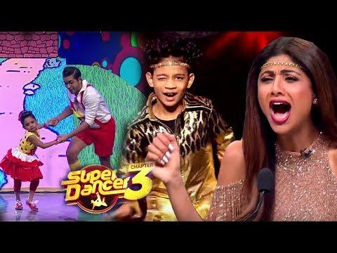 Super Dancer Chapter 3: Rupsa's Cheerful Dance Impresses All, Tejas Becomes Disco Dancer Mp3